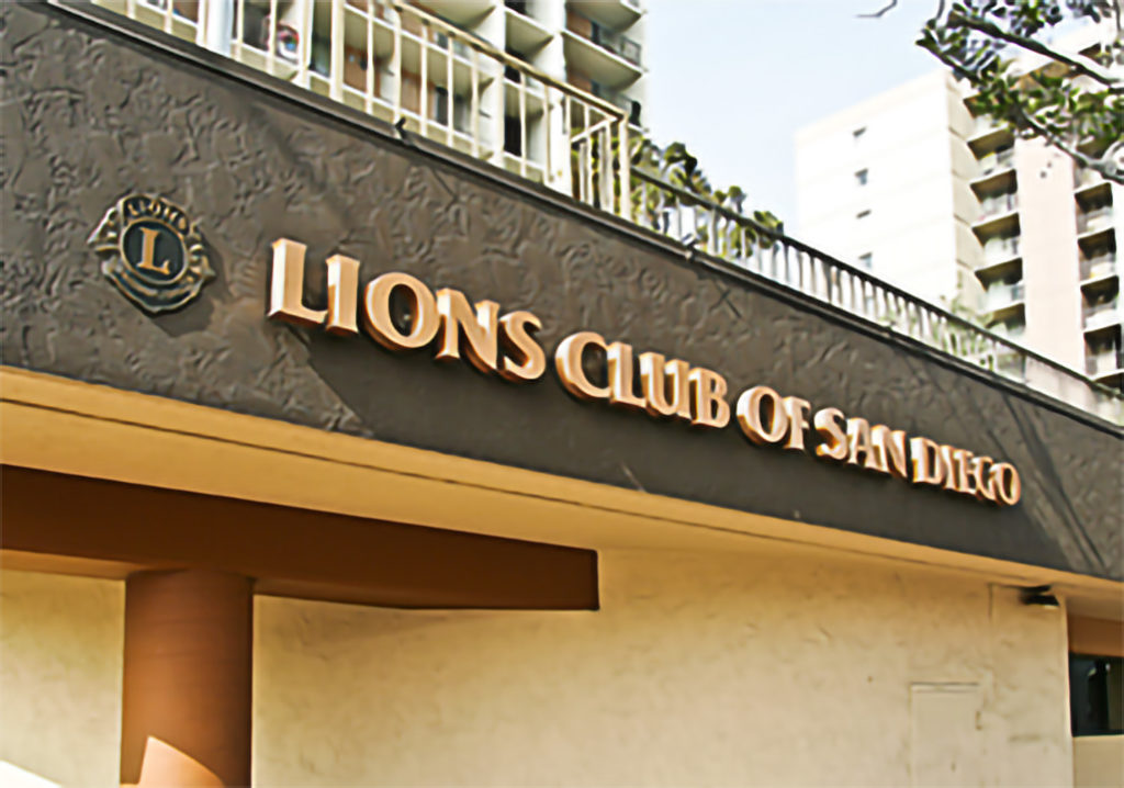 Downtown San Diego Lions Club Building
